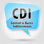 Bulle Contrat Travail CDI